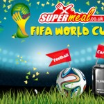 Play FIFA online with SuperMeal and win exciting prizes