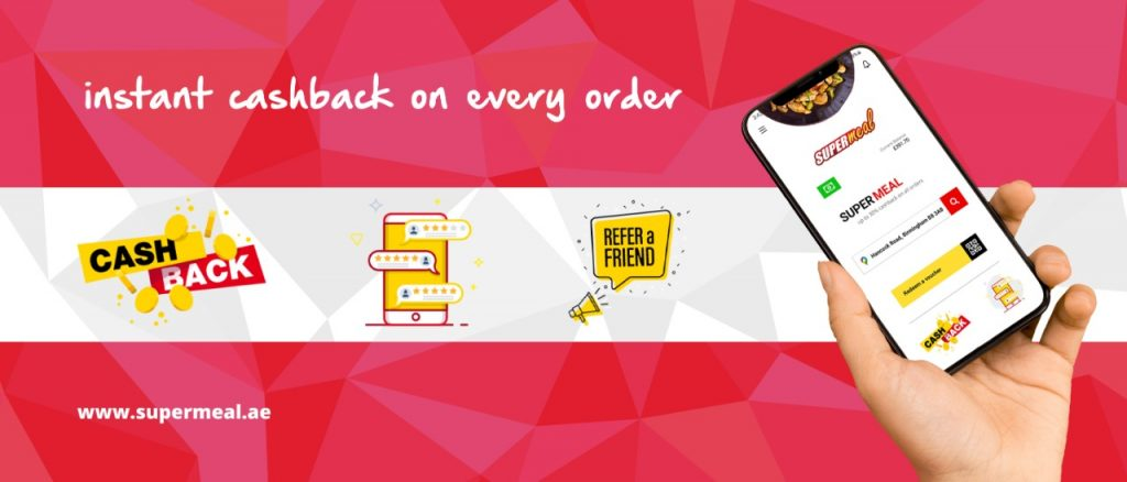 fast food home delivery in Dubai